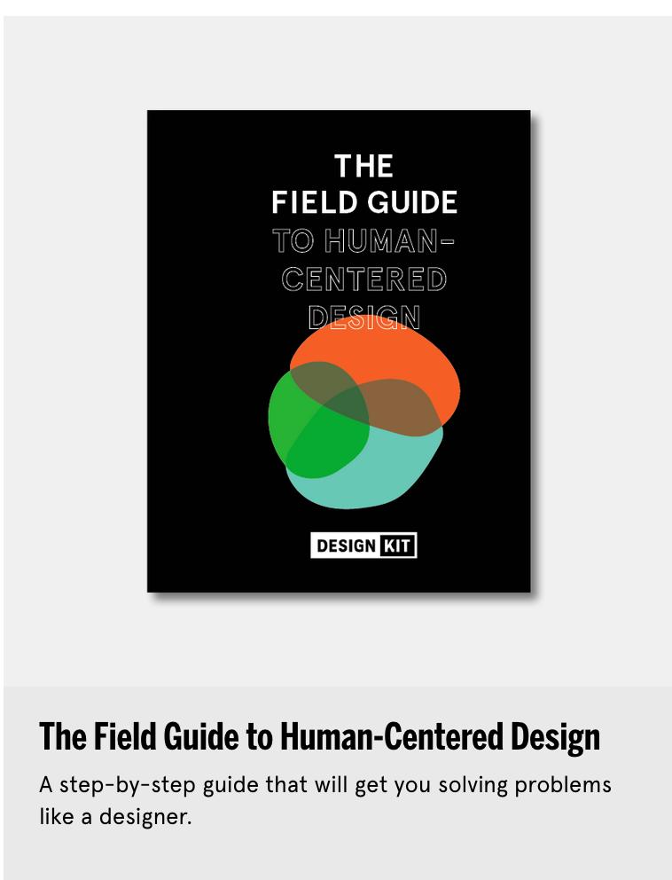 Design Kit: Methods