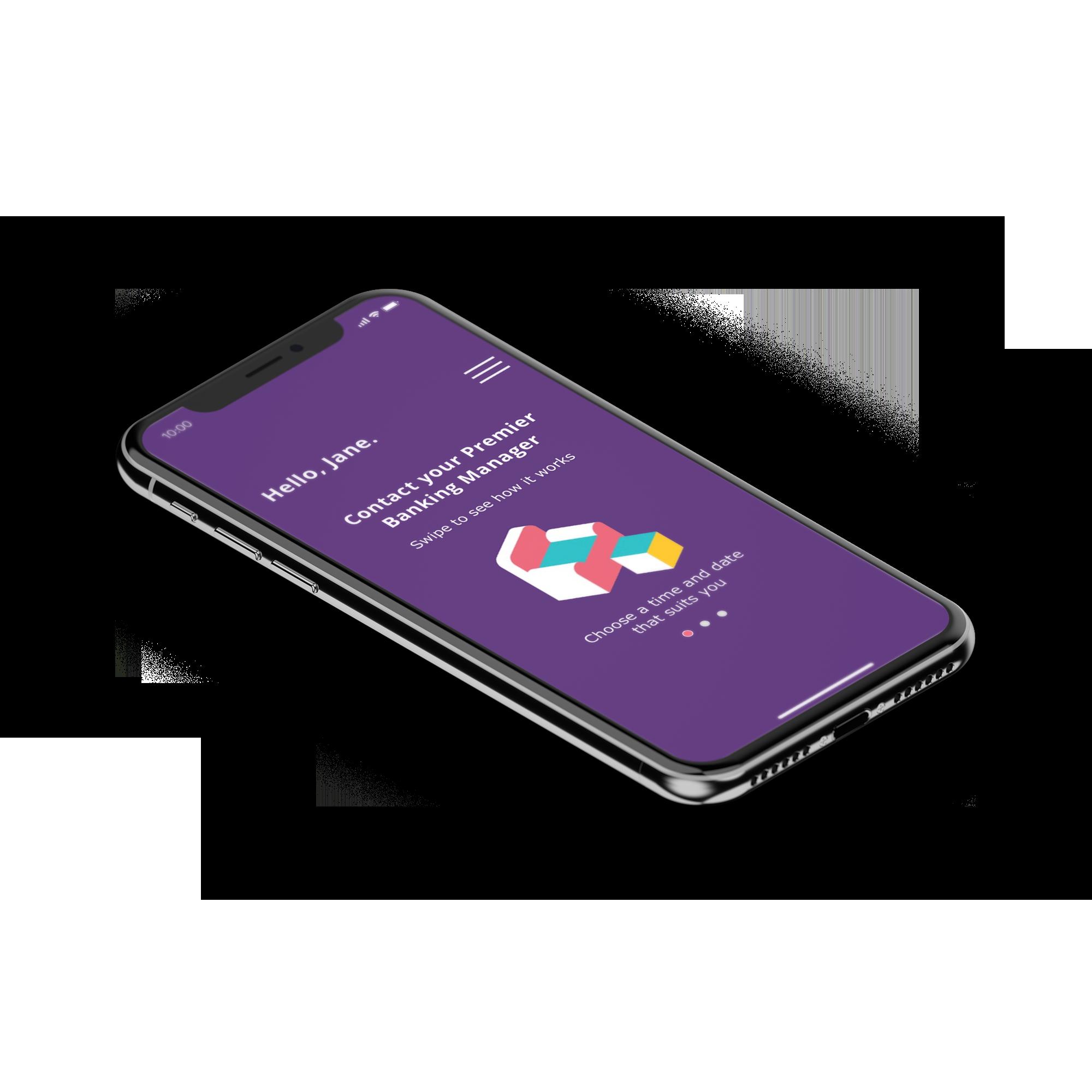 Natwest Premier | Concept App